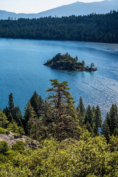 Fannette Island, Emerald Bay