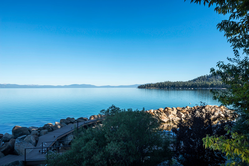 Lake Tahoe, View to the North