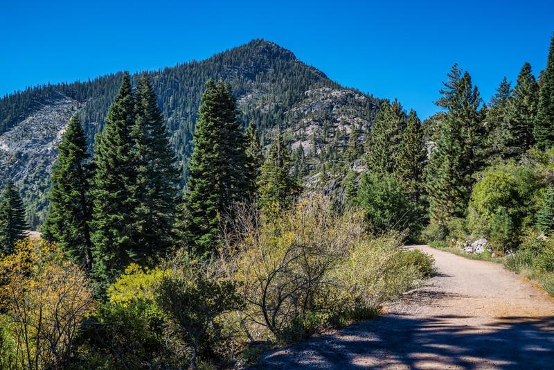 Vikingsholm Trail, Emerald Bay