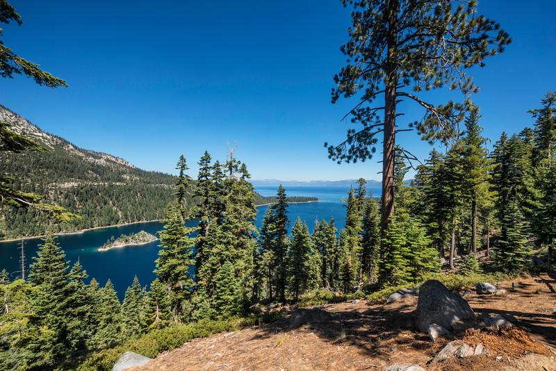Emerald Bay Overlook
