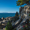 Patio Wall, Lake Tahoe