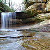 LaSalle Canyon Waterfall