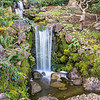 Hakone Gardens Waterfall