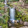 Hakone Gardens Waterfall