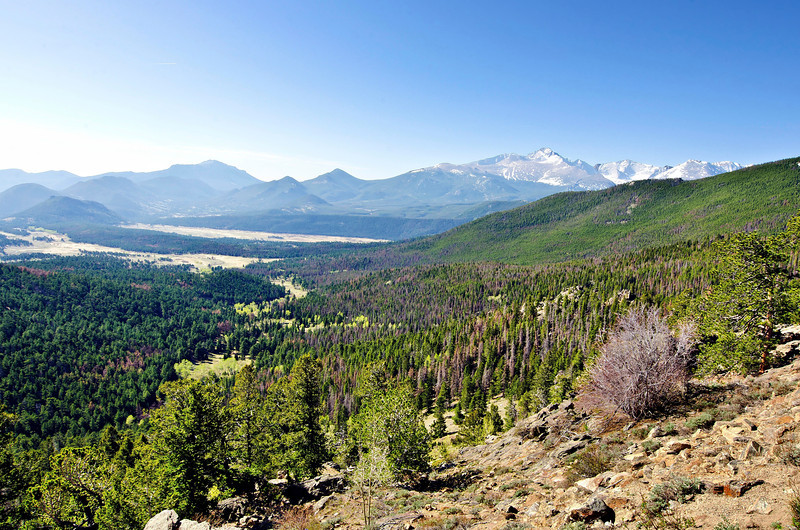Rocky Mountain State Park