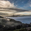 Morning at the Marin Headlands