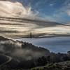 Morning at the Marin Headlands