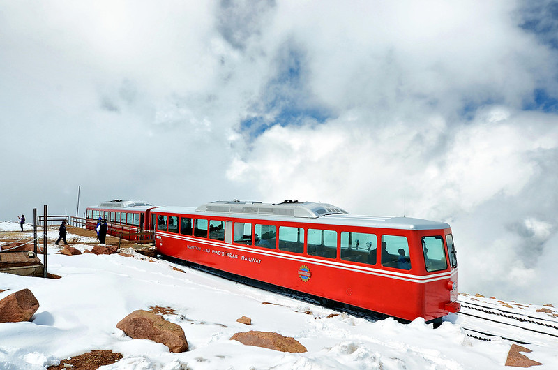 Pike's Peak Train