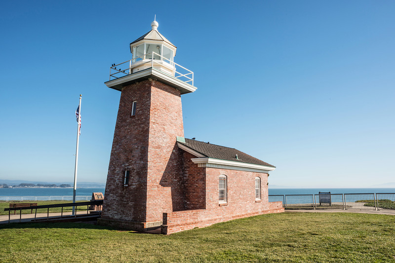 The Mark Abbott Memorial Lighthouse