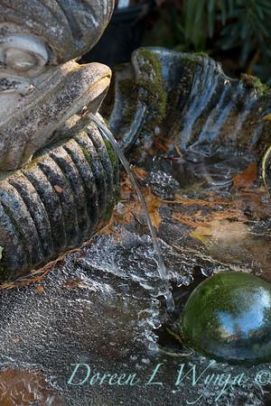 Iced over fountain_222
