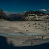 LI-GAISF_7155_ATO.WestUSACanada2014-USA.MT.GlacierNP.LoganPassArea.HiddenLakeNatureTrail.HikersViewEastSteepSnowIce-B (DSC_7155.NEF)