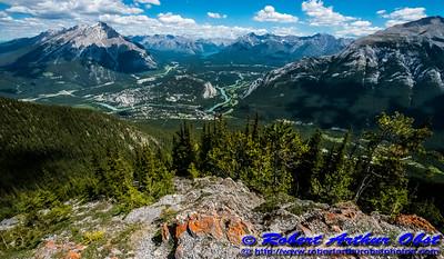 DWS-NPAMAF_7656_ATO.WestUSACanada2014-CAN.AB.Banff.BanffNP.ViewFromSulphurMountainOfMTNSEastTowardsBanff-B (DSC_7656.NEF)