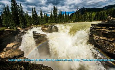 LI-Rainbows_8217_ATO.WestUSACanada2014-CAN.Alberta.Jasper.JasperNP.AthabascaFalls.RainbowOverFalls-B (DSC_8217.NEF)