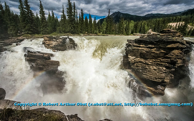 LI-Waterfall_8225_ATO.WestUSACanada2014-CAN.Alberta.Jasper.JasperNP.AthabascaFalls.RainbowOverFalls-B (DSC_8225.NEF)