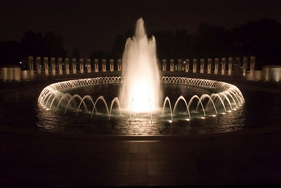 The National World War II Memorial Washington D.C. June 14th, 2006