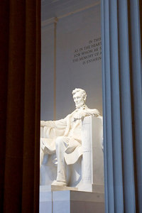 The Lincoln Memorial Washington D.C. June 14th, 2006