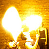 "2010; Life of Fire party : An ""underground""-style party spread across three warehouses in Brooklyn... I was invited to be a photog for the ""Got Fire?"" crew that you see in the photos... plus some early pics of the venues before they opened up...."