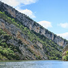 Course of the Ebro river through the Montes Obarenes-San Zadornil.