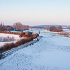 River Maas (Meuse) between Oeffelt en Gennep (the Netherlands)