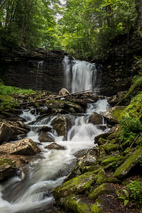Falls of Hills Creek, WV
