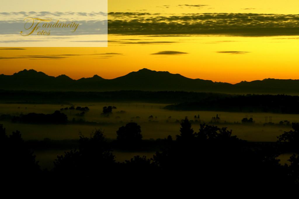 Snohomish Valley Sunrise