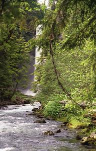 Brandywine Falls, Whistler