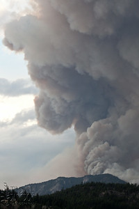 Botanie Creek  Fire July 2014