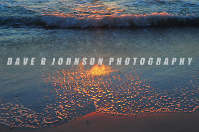 8DJ_0762ee 2013-12-17 Sunset Reflections in the Surf 2, Anna Maria Island, FL