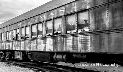 Alamosa Vintage Trains
