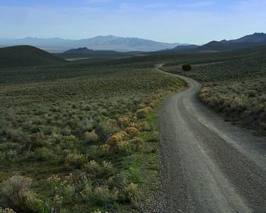 Near Winnemucca Nevada  Recommended sizes: 4 x 5, 8 x 10, 16 x 20