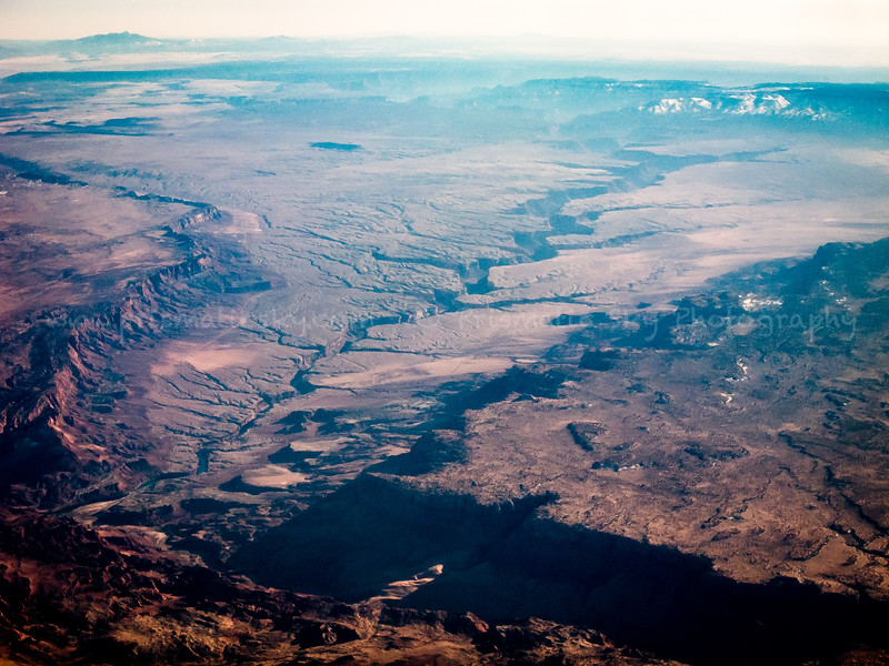 Marble Canyon and Grand Canyon
