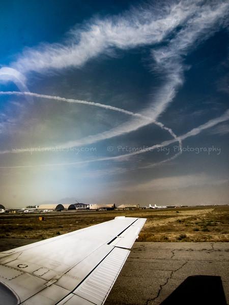 Takeoff pattern