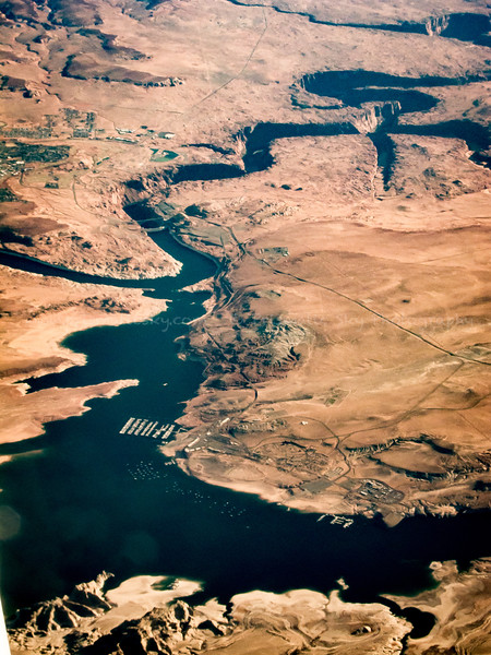 Lake Powell and Dam