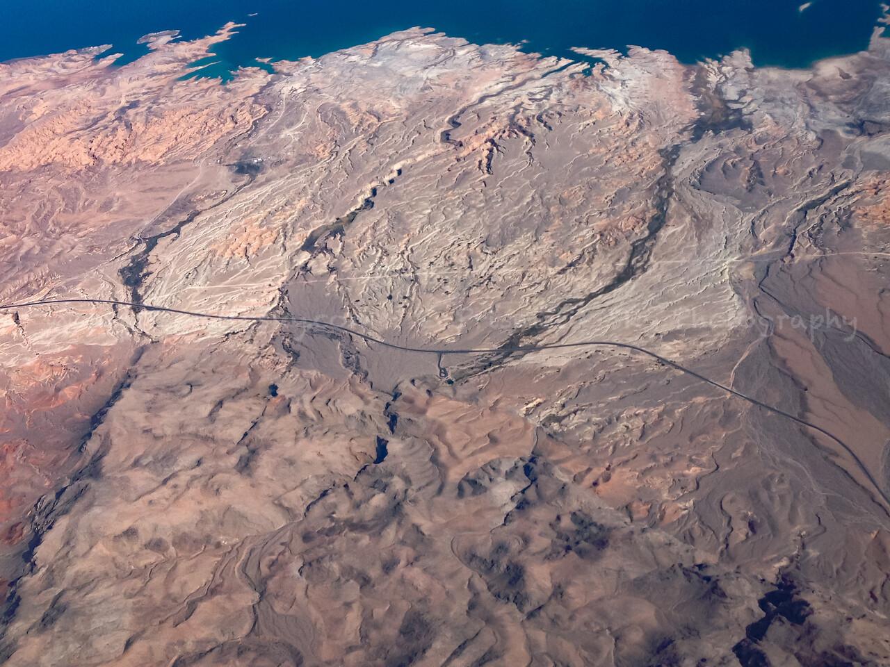 Near Lake Mead