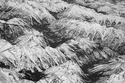 Rocky Mountain flyover