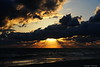 Cloudy Sunset, Holmes Beach, Anna Maria Island, Florida, 2011-05-17 Photo by Leigh F Johnson