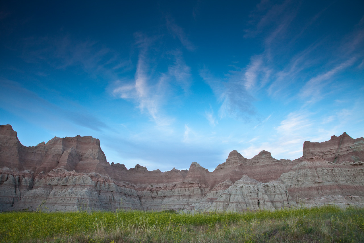 In the Badlands