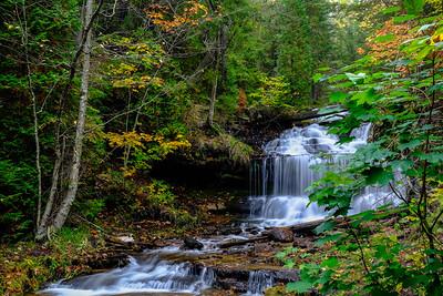 Wagoner Falls