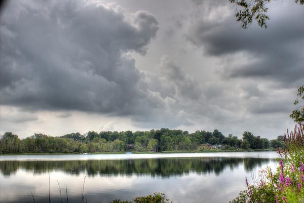 Storm Over Sugarloaf