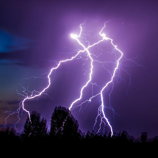 Western Colorado Lightning