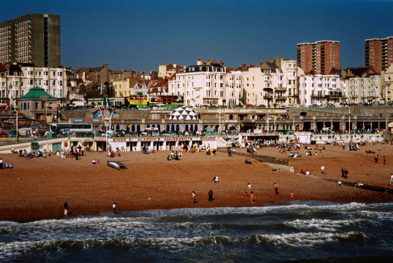 The Beach at Bristol
