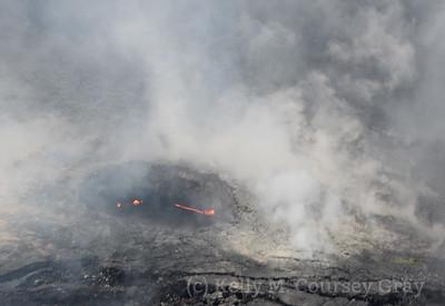 Crater lava 1