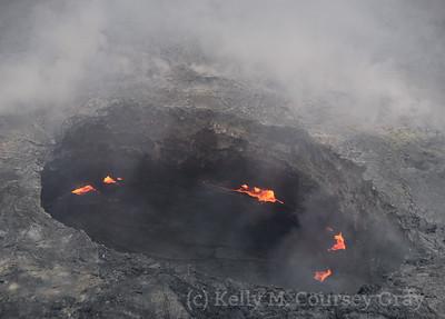 Crater lava 3