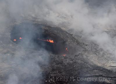 Crater lava 2