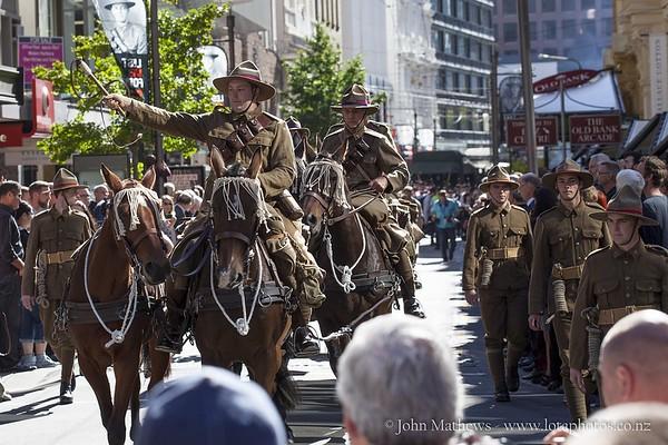 20150424 ANZAC 100 yrs parade - Wellington _MG_9920 a