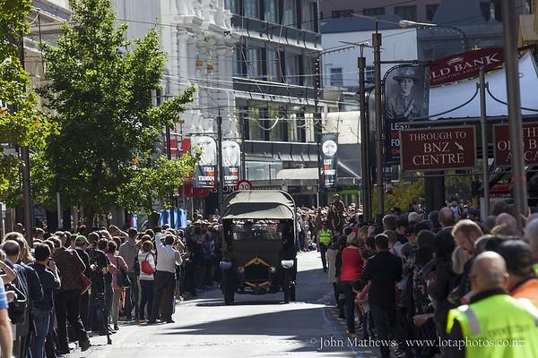20150424 ANZAC 100 yrs parade - Wellington _MG_9907 a