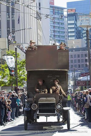 20150424 ANZAC 100 yrs parade - Wellington _MG_9942 a