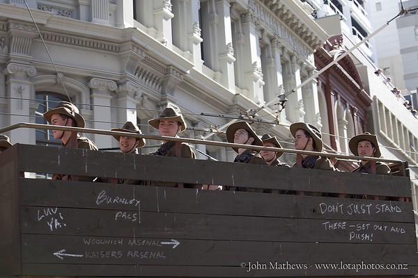 20150424 ANZAC 100 yrs parade - Wellington _MG_9948 a