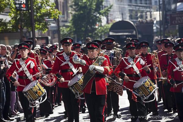 20150424 ANZAC 100 yrs parade - Wellington _MG_9935 a