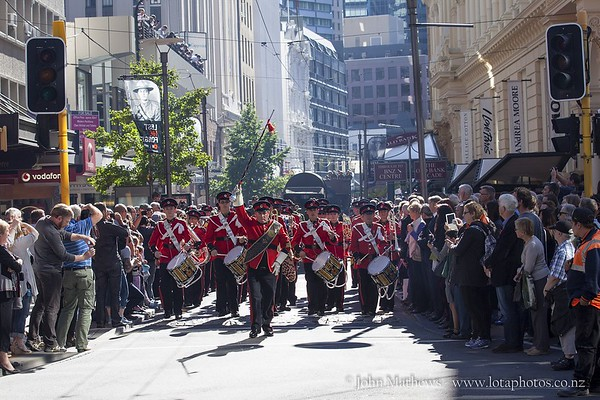 20150424 ANZAC 100 yrs parade - Wellington _MG_9934 a